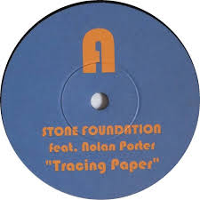 STONE FOUNDATION Tracing Paper