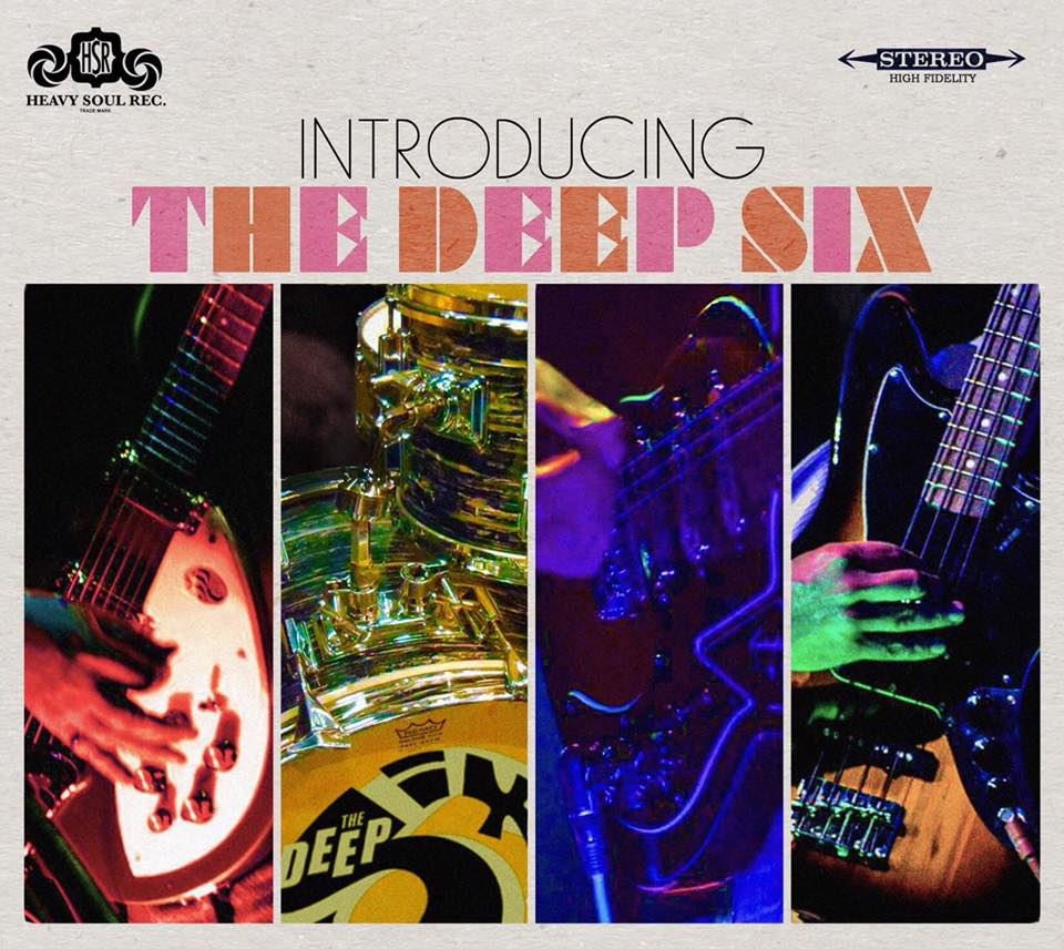 Introducing.....THE DEEP SIX