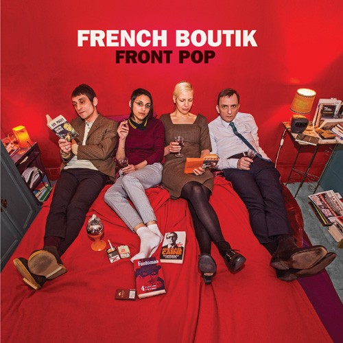 FRENCH BOUTIK Front Pop CD