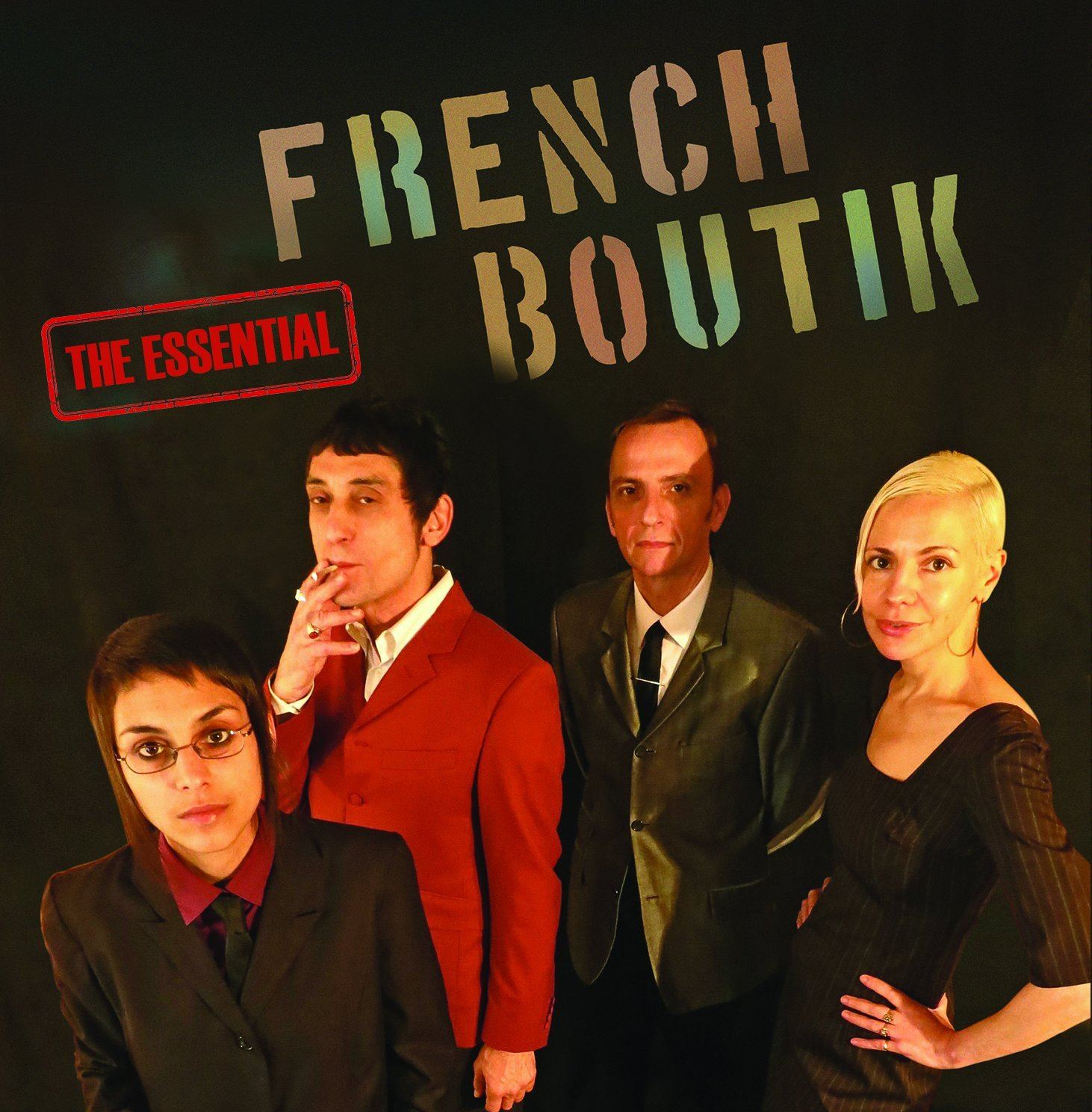 FRENCH BOUTIK The Essential CD