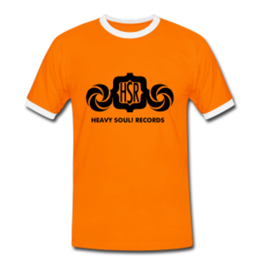 HEAVY SOUL! RECORDS t-shirt LARGE
