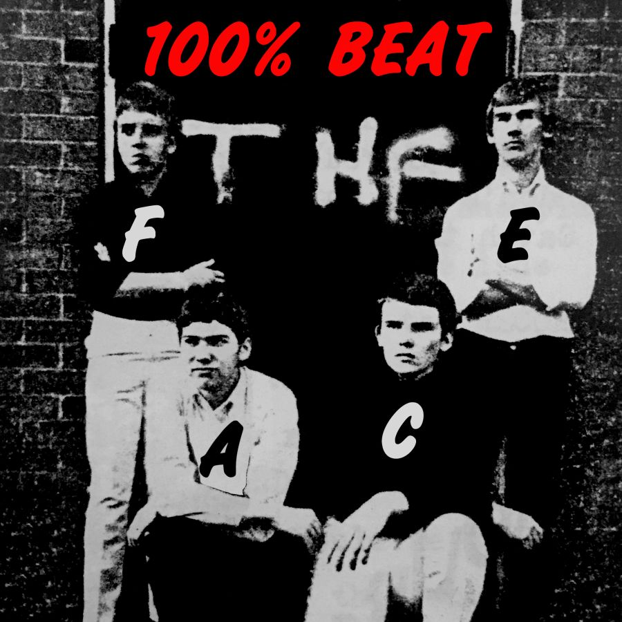 THE FACE 100% Beat E.P. (unreleased Mod Revival)