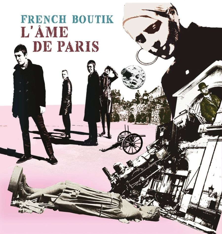 FRENCH BOUTIK L'ame De Paris CD