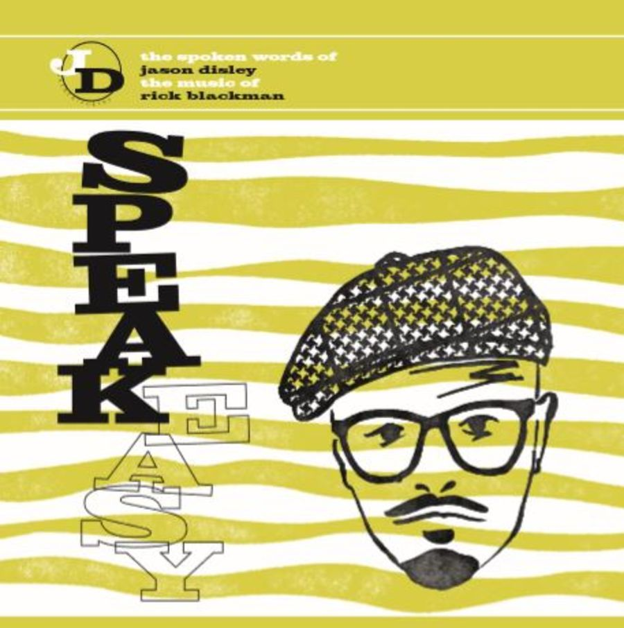JASON DISLEY Speakeasy CD