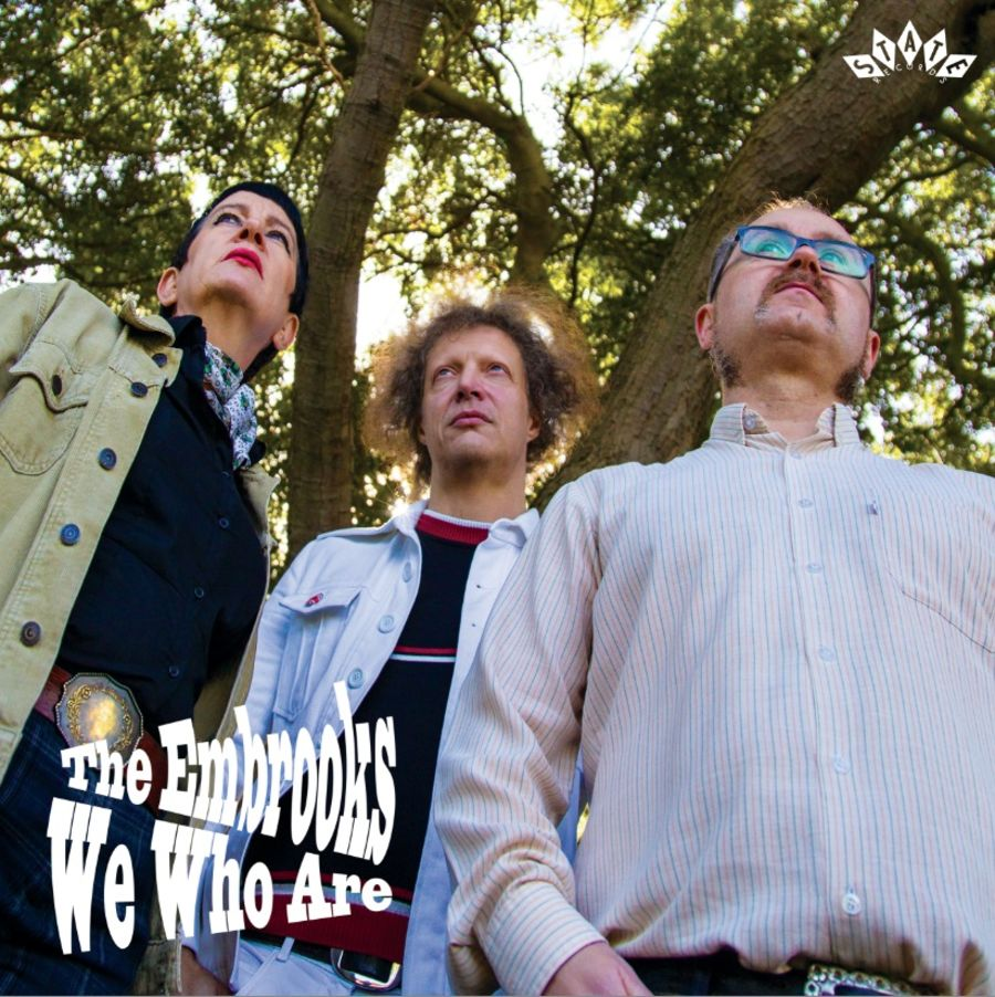THE EMBROOKS Who We Are LP and CD + DL