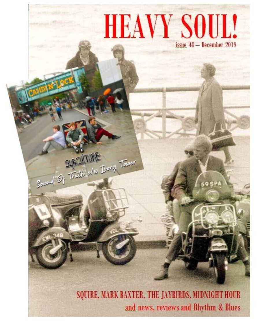 HEAVY SOUL MODZINE Issue 48 + SUBCULTURE 7
