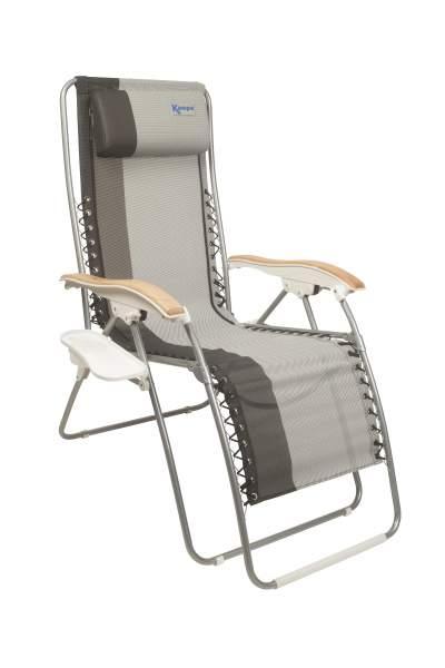 Kampa Amalfi  Opulence Recliner Chair