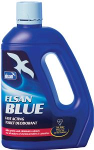 Elsan Blue Toilet Fluid
