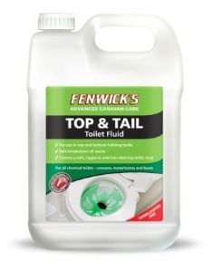 Fenwick's Top & Tail Toilet Fluid