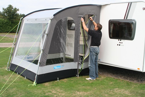 Kampa Rally 200 Porch Awning
