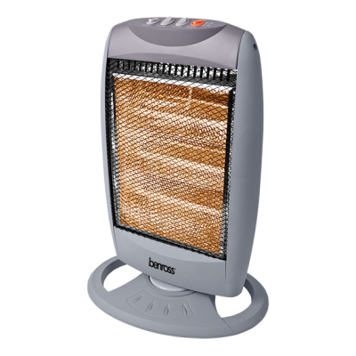 Benross 1200w Oscillating Halogen Heater