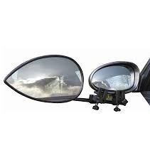 Milenco Aero3 Towing Mirrors