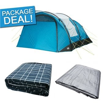Royal Portland Air 4 Berth Tent - Package Deal