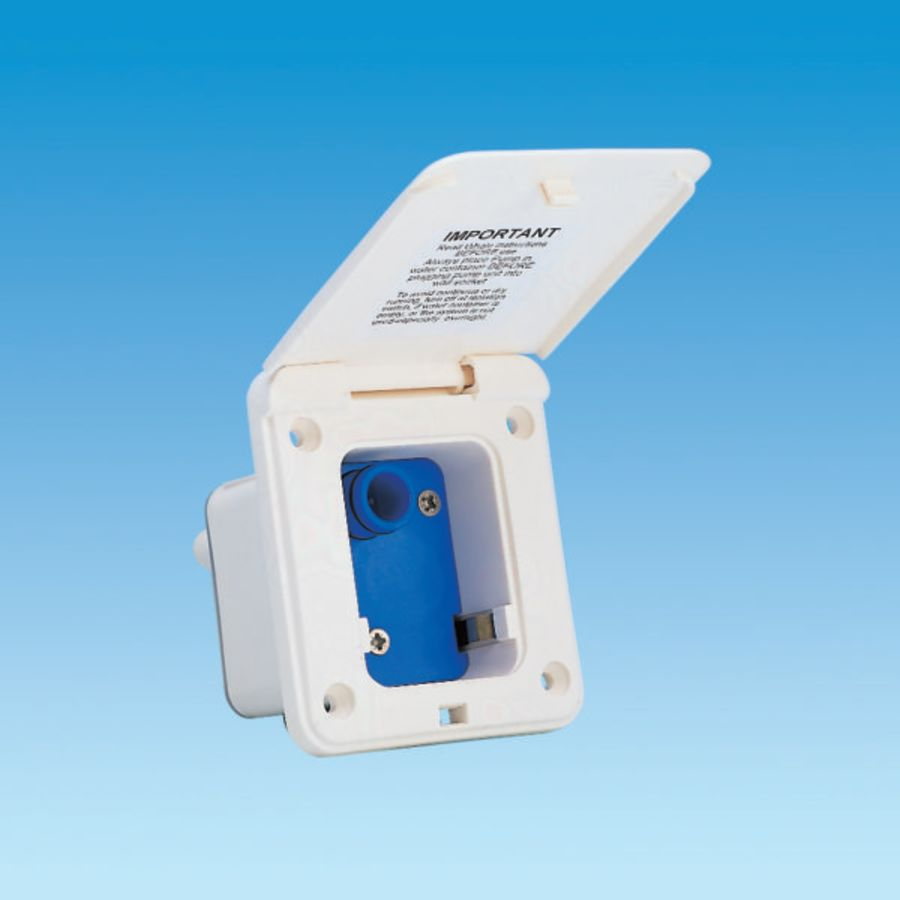 Whale Watermaster Inlet Socket - Microswitched Systems - ES1000