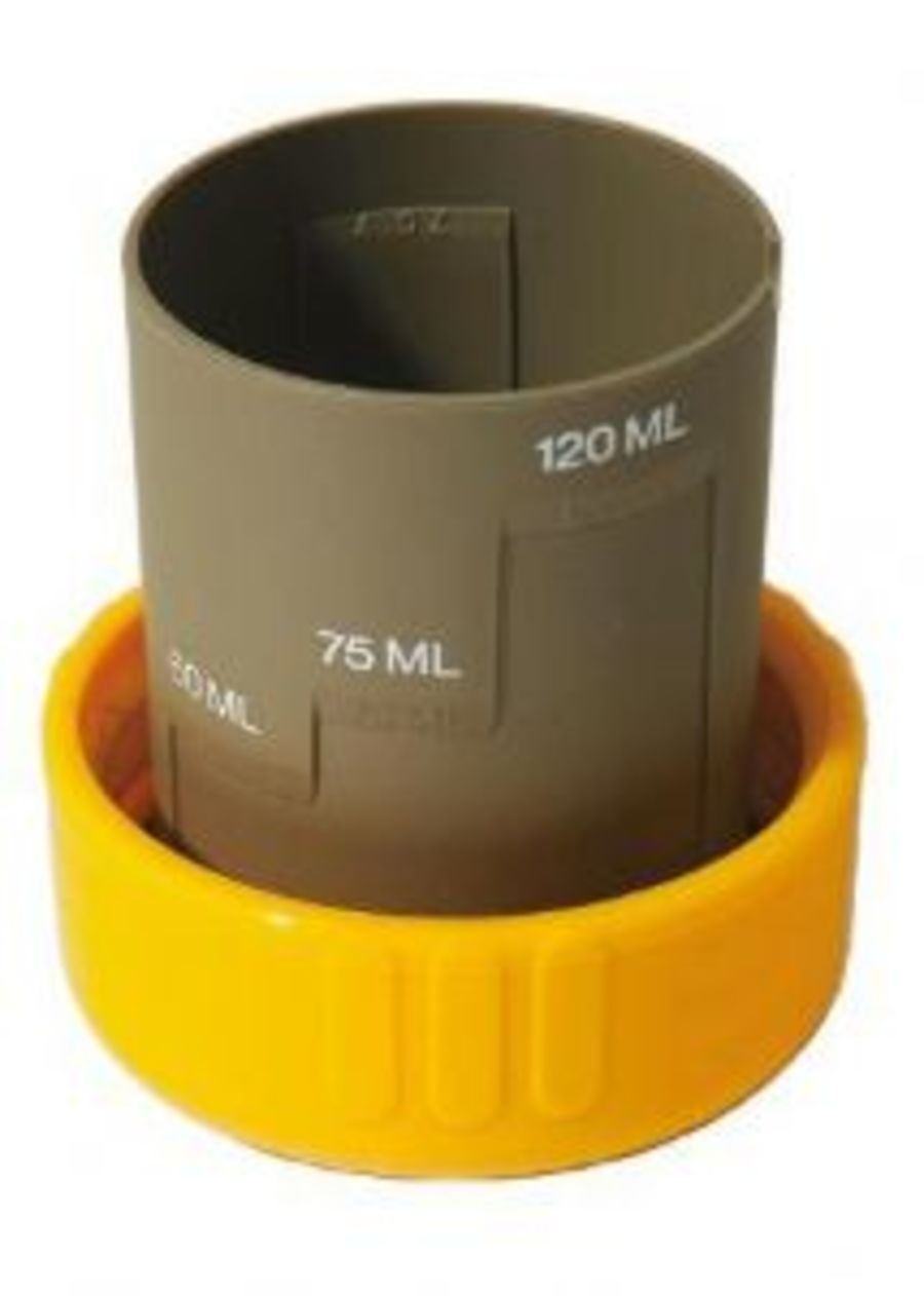 Thetford Toilet Cassette Measuring Cup Yellow _ 2581078