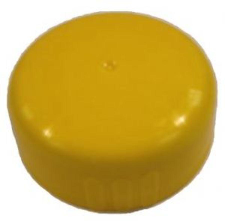Thetford SC234  Dump Cap Yellow - 1638478