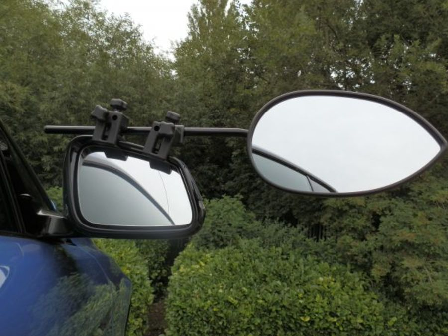 Milenco Aero 3 Mirror- Twin Pack
