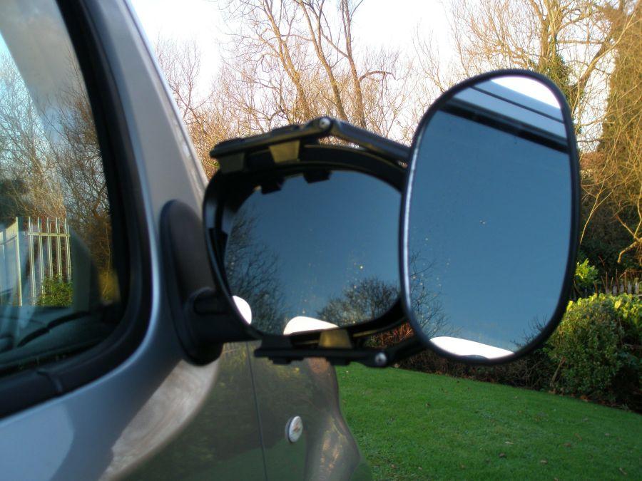 MGI Steady XL Mirror - Twin Pack