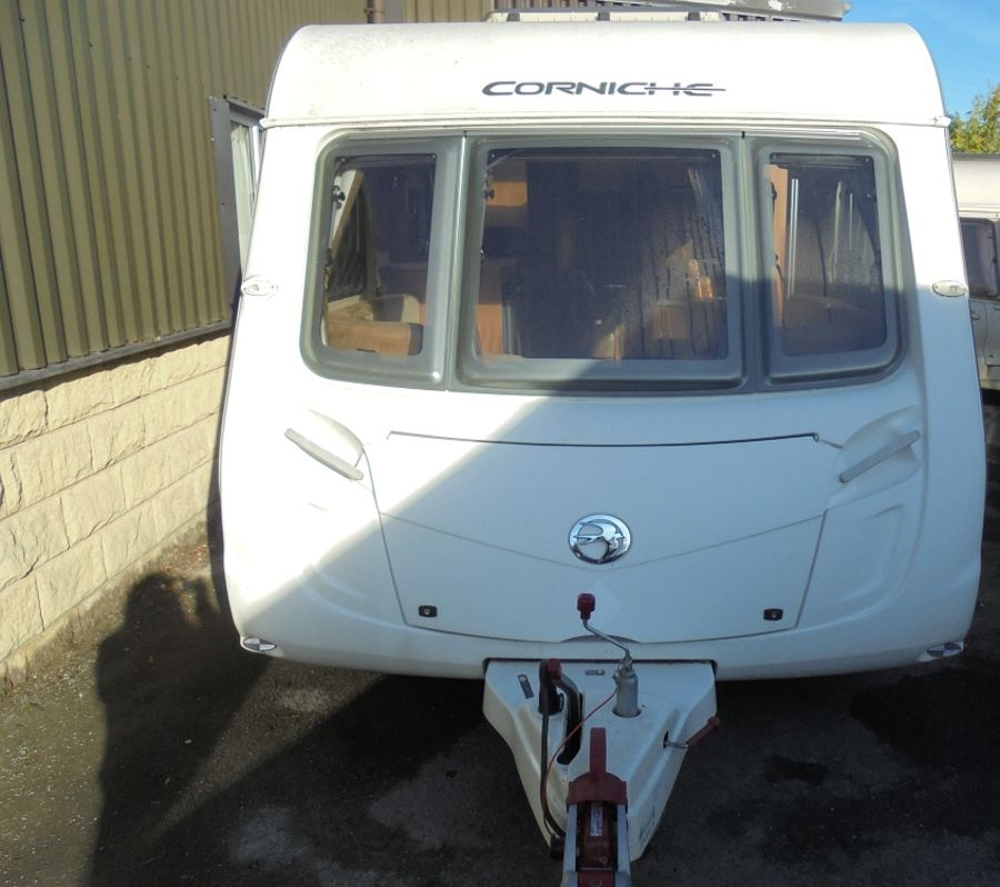 Swift Corniche 19/4 Family - 2011