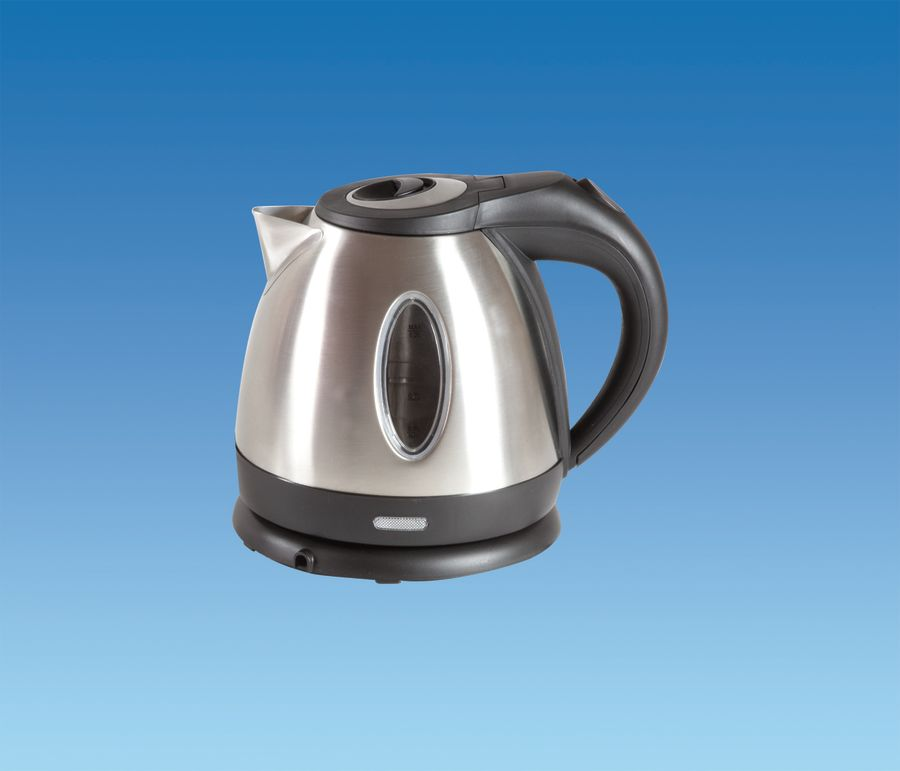 Chrome Cordless Low Watt Kettle