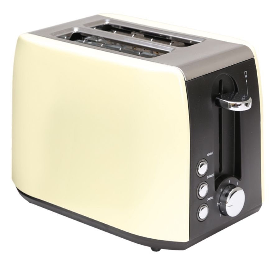 Quest Low Watte 2 Slice Toaster