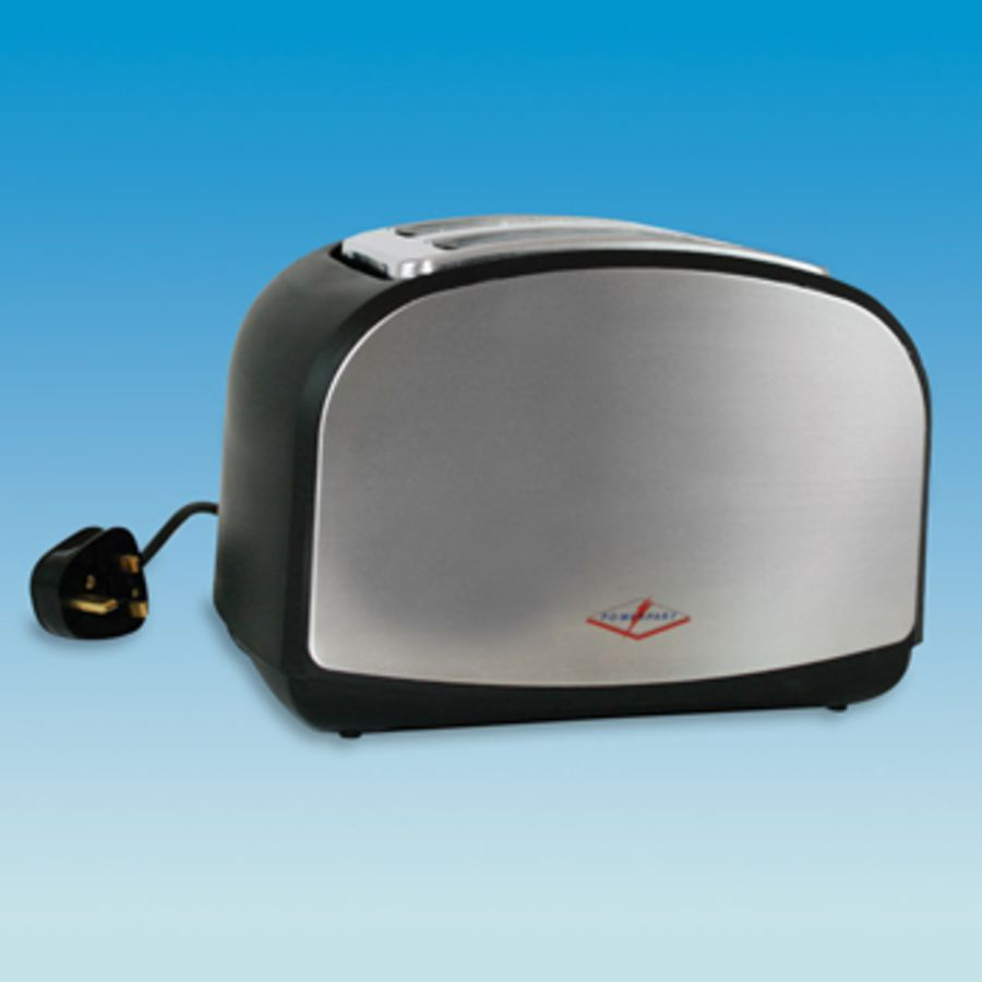 Powerpart Chrome Toaster
