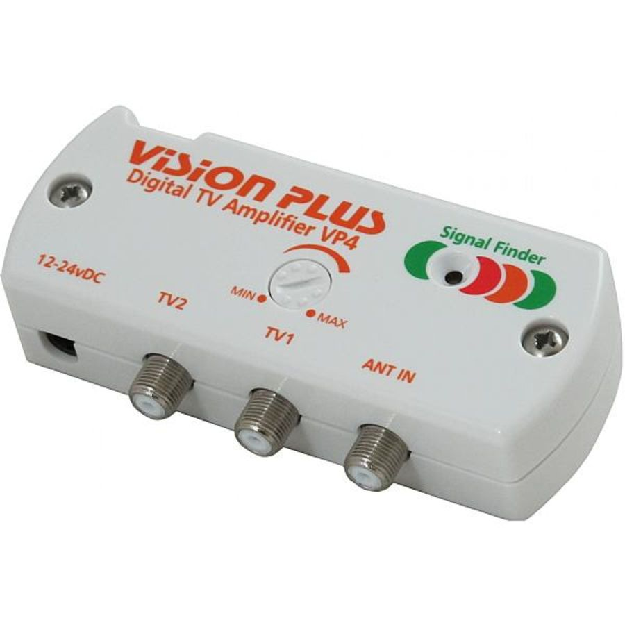Vision Plus Amplifier VP4