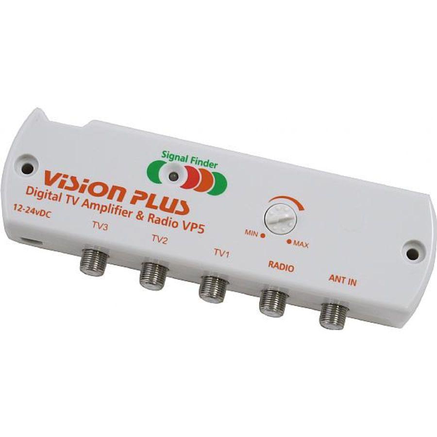 Vision Plus Amplifier VP5
