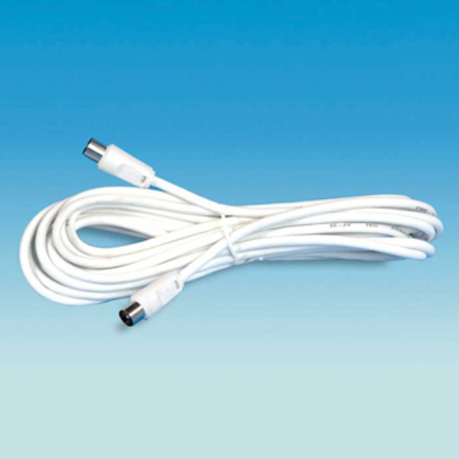 5m TV Coax Cable