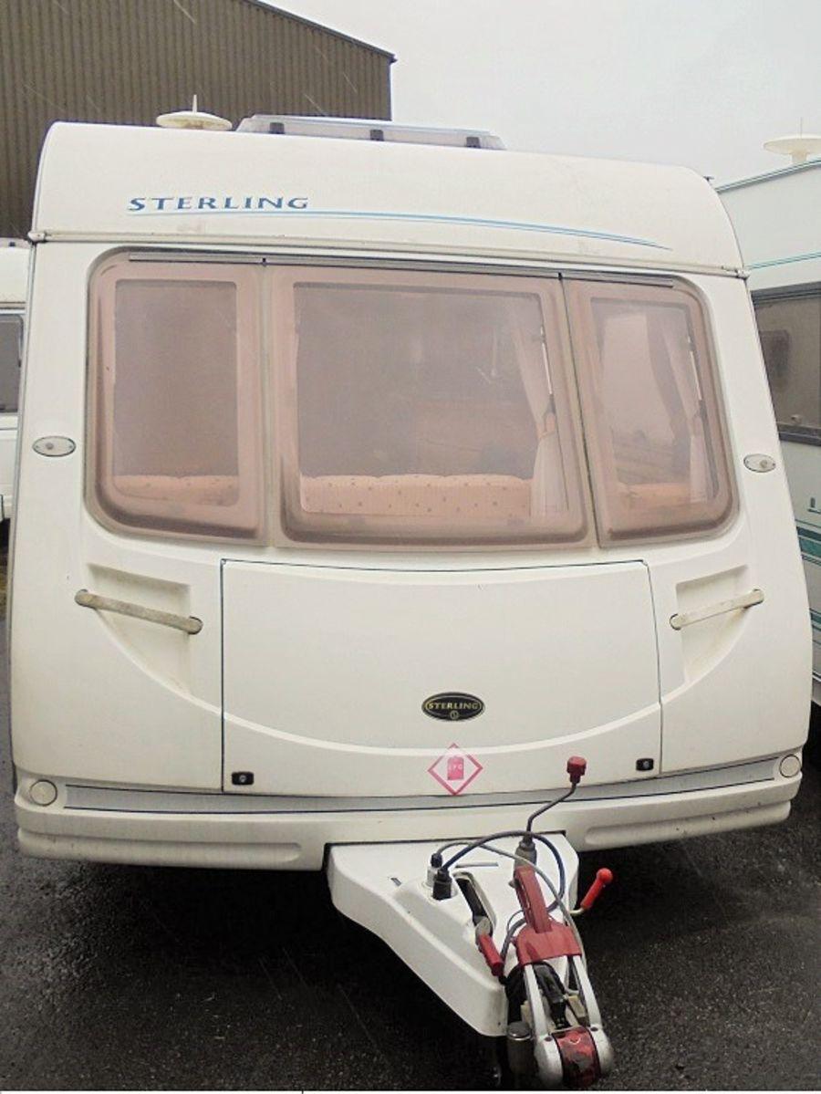 Sterling Eccles Amethyst Caravan - 2005