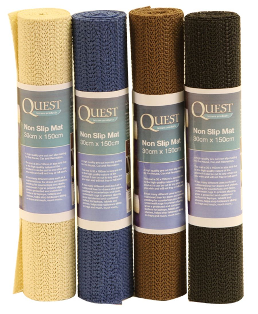 Quest Cushiontex Non-slip Matting 30cm x 150cm