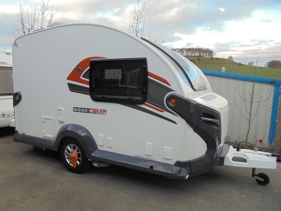 Swift Basecamp  2 Berth Caravan - 2017