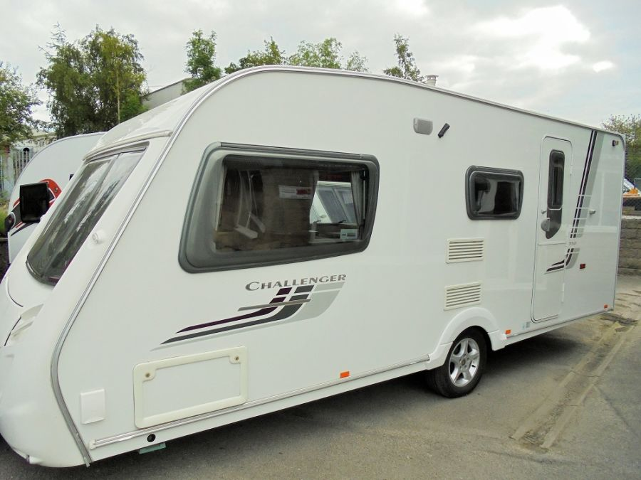 Swift Challenger 530 4 Berth Caravan - 2008