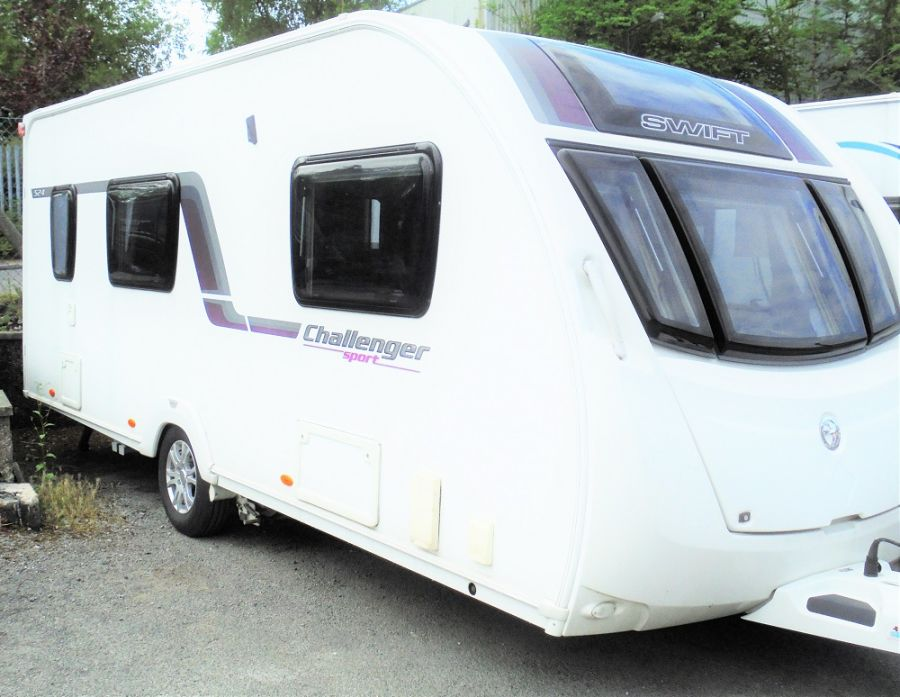 Swift Challenger Sport 524 - 2012 with lots of extras
