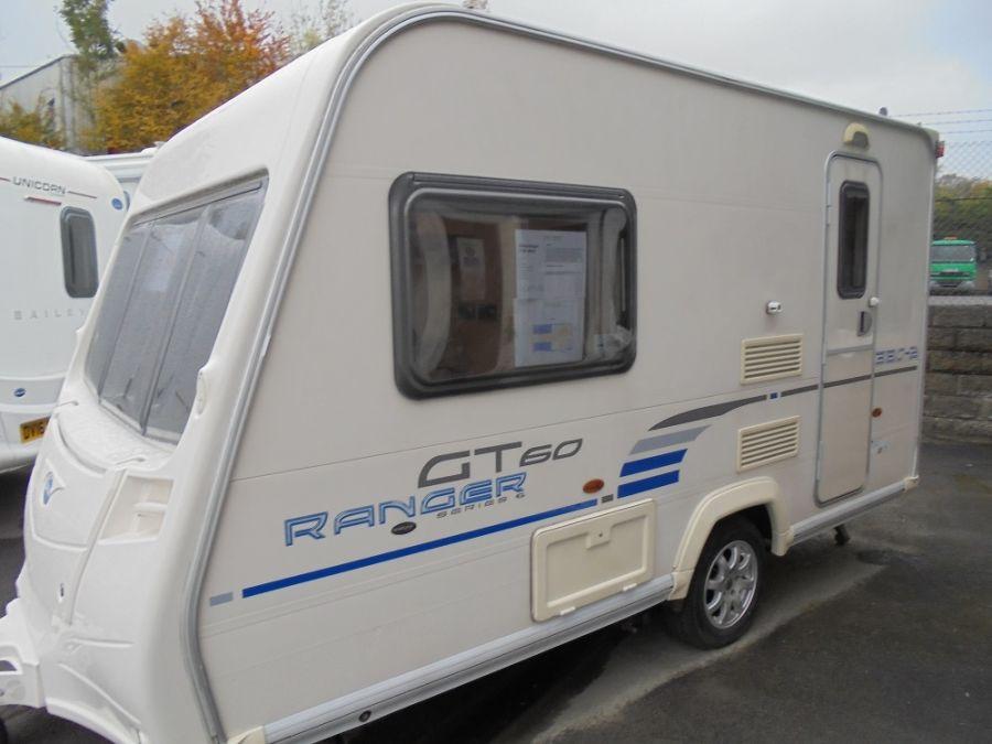 Bailey Ranger GT60 380/2 Caravan