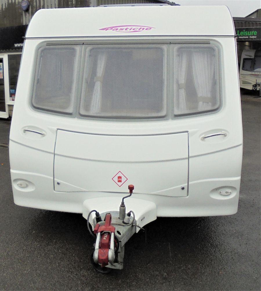 Coachman Pastiche 530/4 Caravan  2006 Fixed Bed
