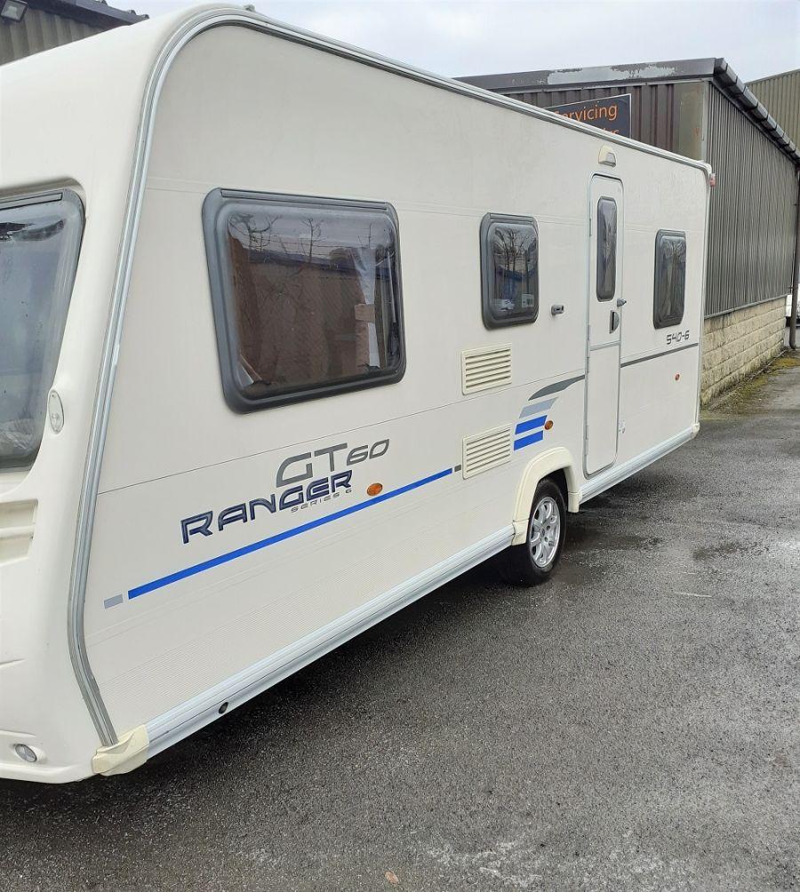 Bailey Ranger GT60 540/6 Caravan