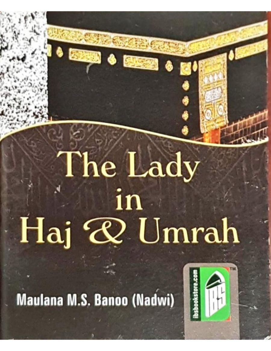The Lady in Haj & Umrah( Pocket Sized)