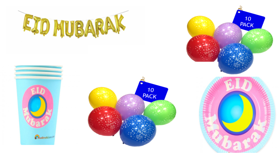 Eid Mubarak Kid Sets