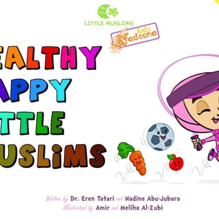 Healthy Happy Little Muslims