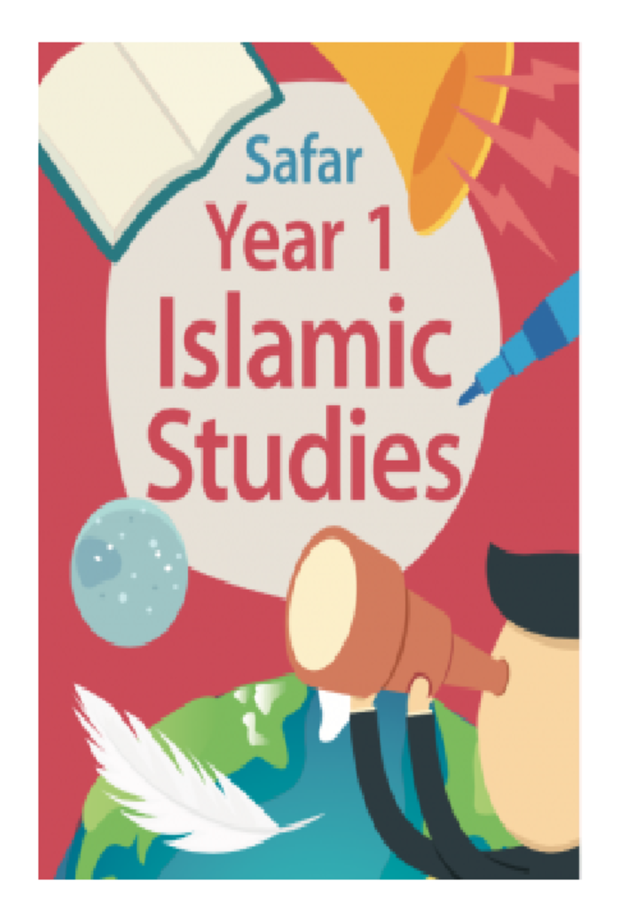 Safar-Year 1- Islamic Studies Book TextBook