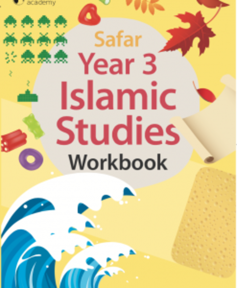 Safar Year 3 Islamic Studies (WorkBook)
