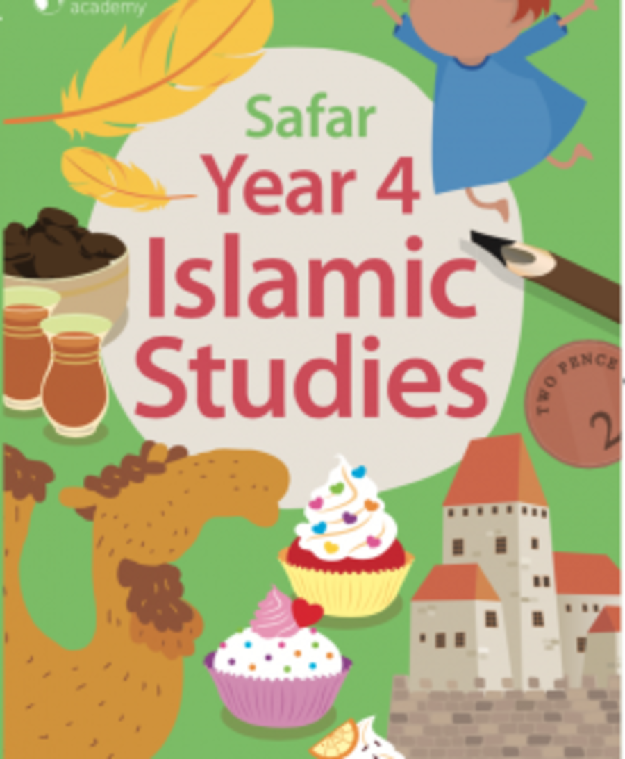 Safar Year 4 Islamic Studies (TextBook)