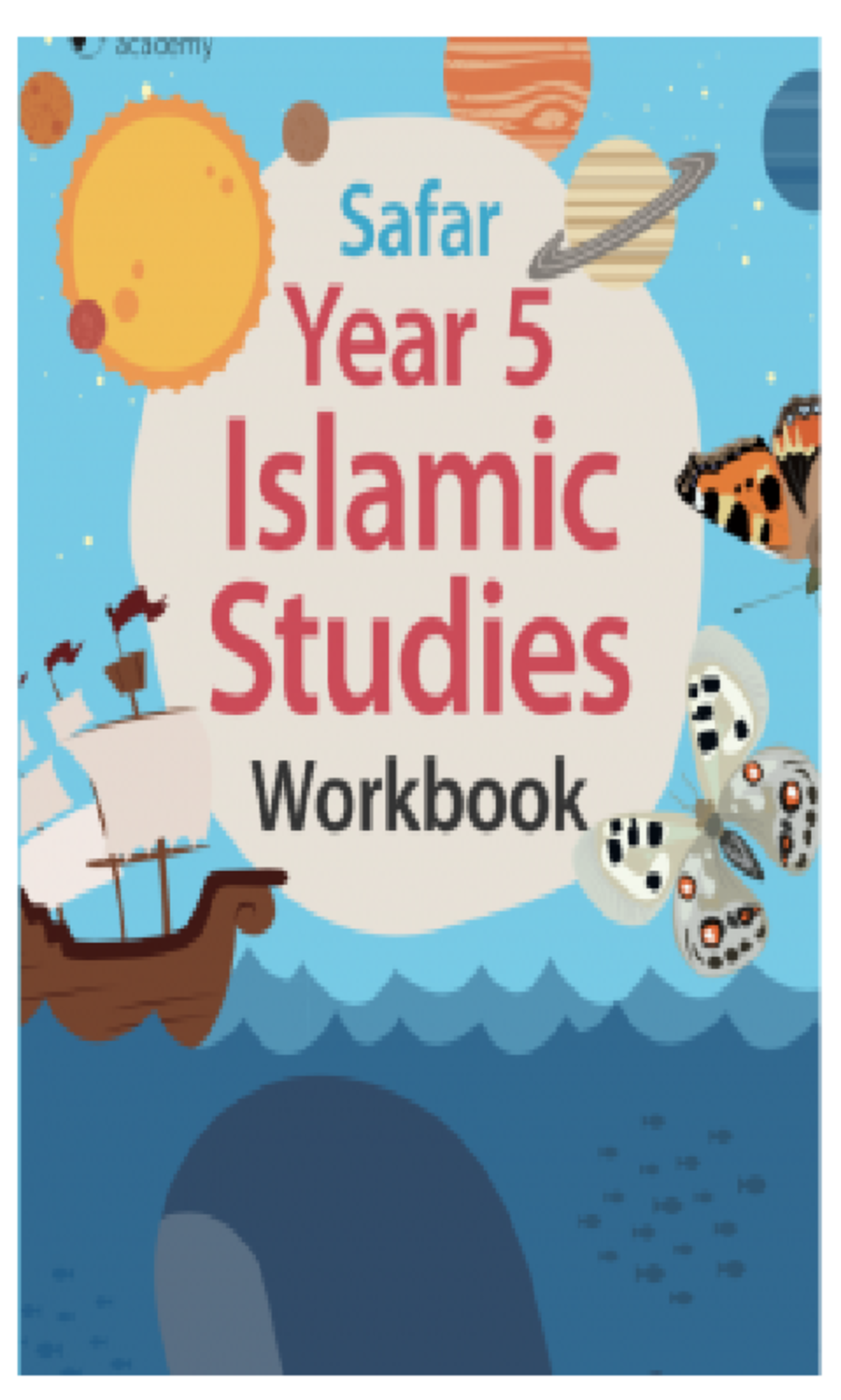 Safar Year 6 Islamic Studies (WorkBook)
