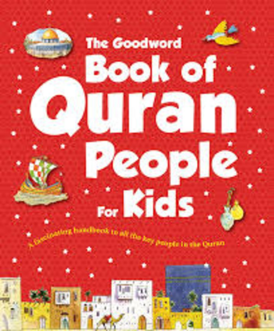 Book Of Quran People For Kids