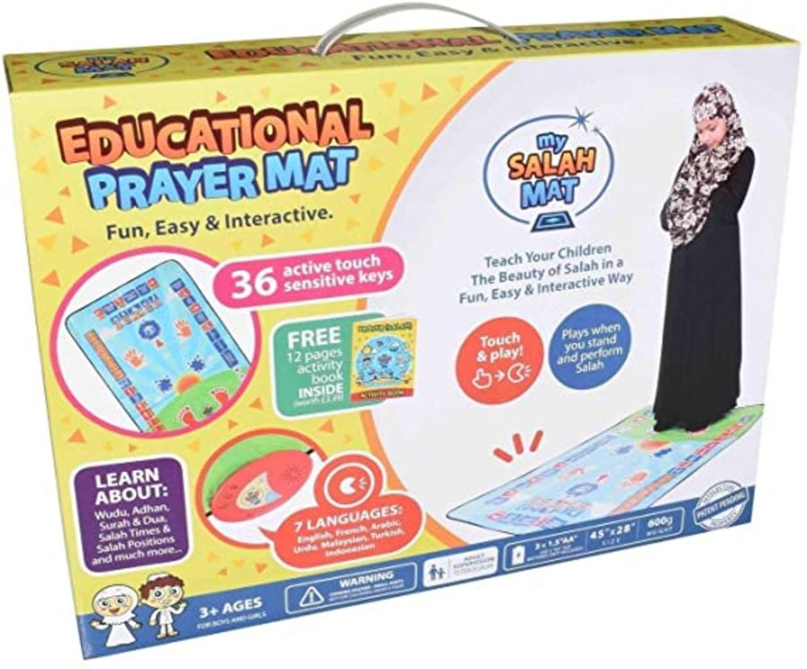 Talking Prayer Mat - Children's Educational Interactive