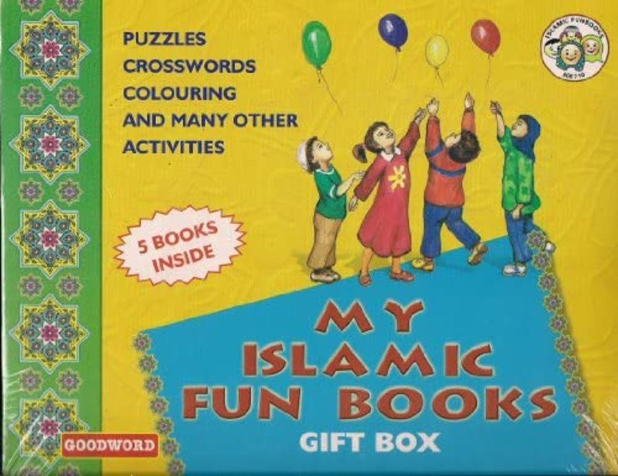 My Islamic Fun Book