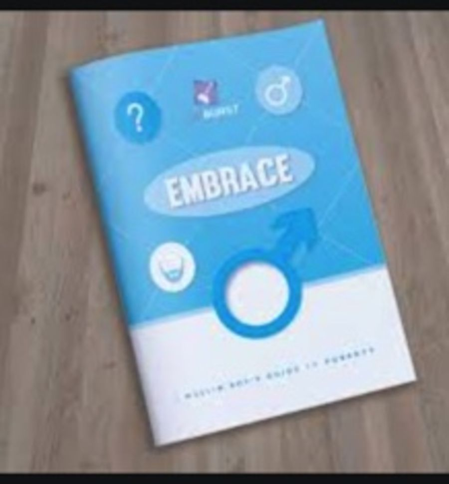Embrace – A Muslim Boy's Guide to Puberty