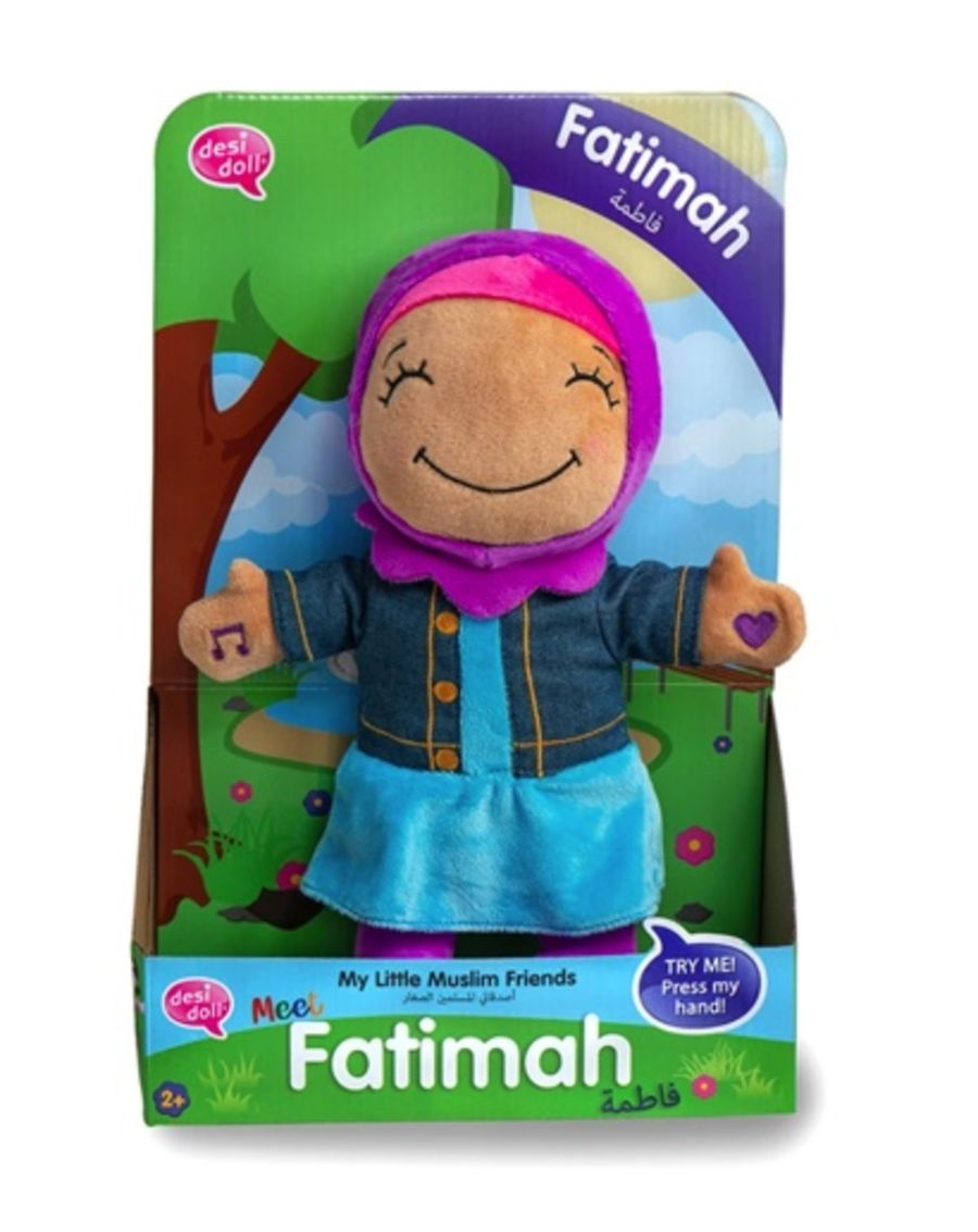 Fatimah – My Little Muslim Friends