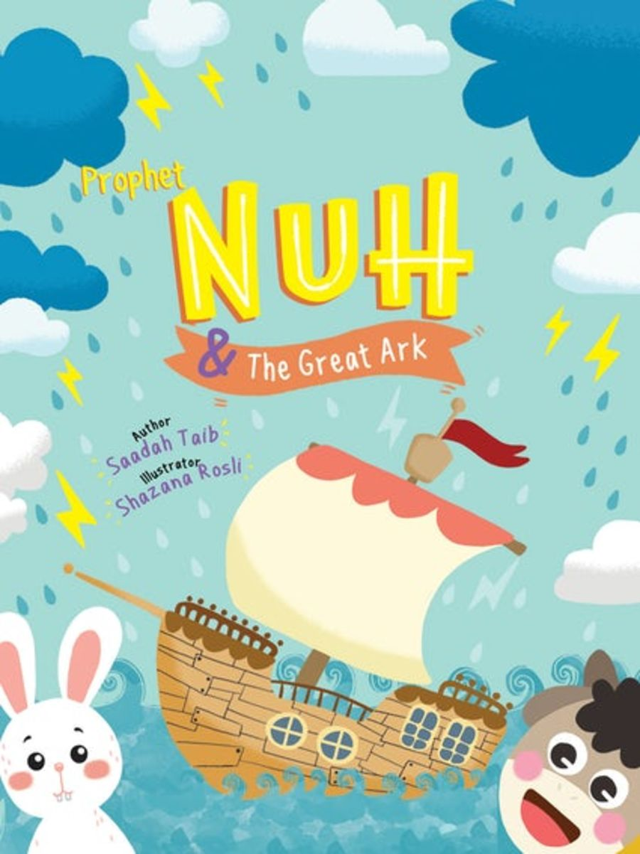 PROPHET NUH AND THE GREAT ARK ACTIVITY BOOK
